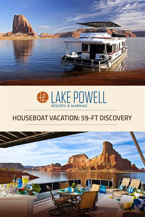 Discovery XL Deluxe Houseboat | Available for rent at Lake
