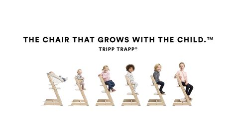 How to Use the Tripp Trapp® High Chair From Stokke