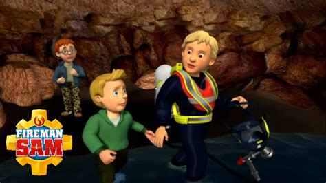 Fireman Sam: The Cave Rescue - YouTube