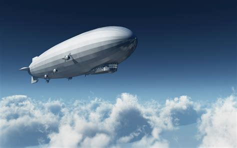 The Legacy of Zeppelin Airship Innovation – Now
