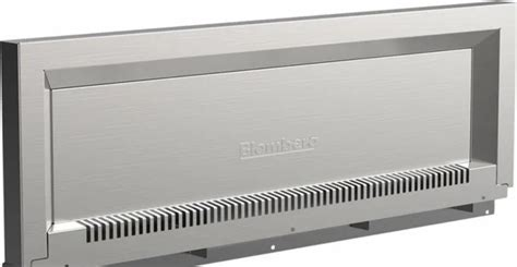 """Blomberg BG3001 30"""" Backguard, Compatible with Gas & Dual"""