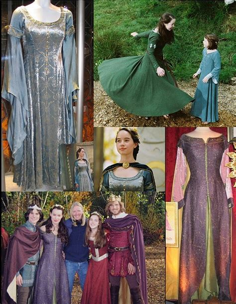 These are a Few of My Favourite Things / NARNIA costumes