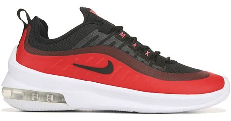 Nike Rubber Air Max Axis Sneakers in Red/Black (Red) for