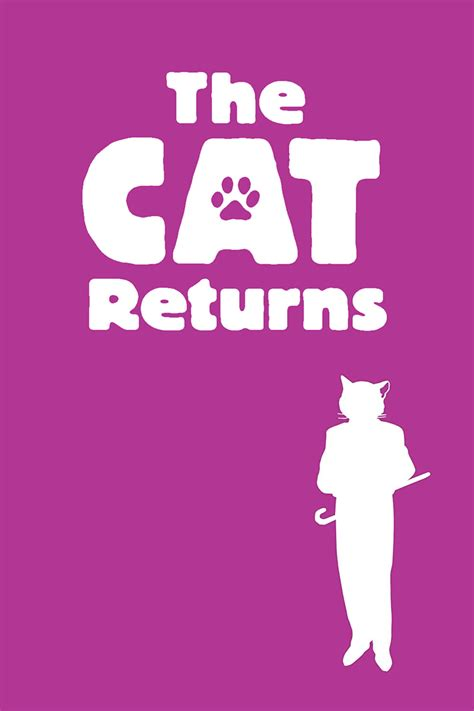 The Cat Returns (2002) - Posters — The Movie Database (TMDb)