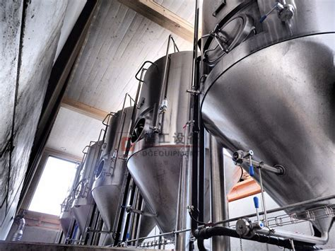 14 BBL Industrial Beer Brewing Equipment China Craft Beer