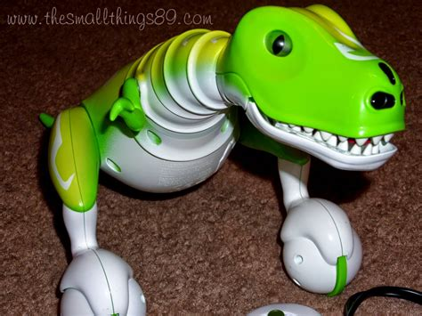 Zoomer Dino from Spin Master {#Review} #GiftGuide2014