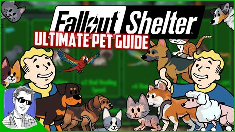 How To Get A Free Pet In Fallout Shelter - PetsWall