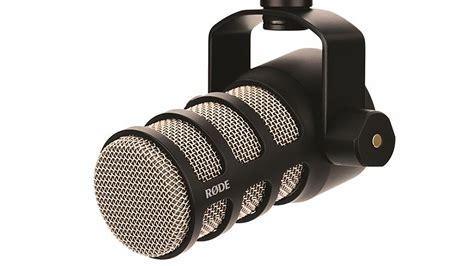 Meet RØDE's New Podcast-Ready Dynamic Microphone - the